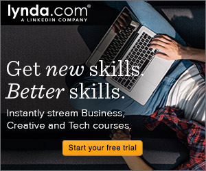 Lynda - Best Resource to practical Education